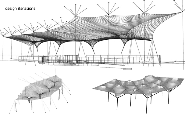Structural Steel Canopy Design Euston Canopy Design In